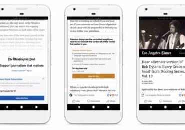 Facebook und Apple können sich nicht auf die Bedingungen einigen, daher wird das Abo-Tool von Facebook erst auf Android-Handys gestartet
