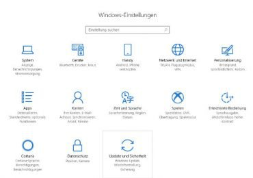 Windows 10 Updates manuell installieren
