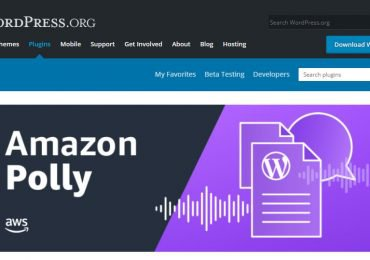 Amazon startet ein Polly WordPress-Plugin, das Blogposts in Audio, einschließlich Podcasts, verwandelt