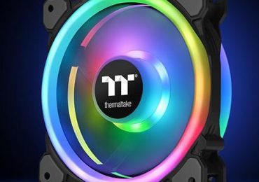 Thermaltake kündigt Riing Trio 14 RGB Kühlerlüfter TT Premium Model an