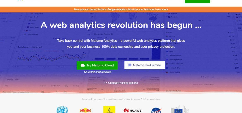 Datenschutz Sicher- Matomo das kostenlose Statistik-Plugins für WordPress