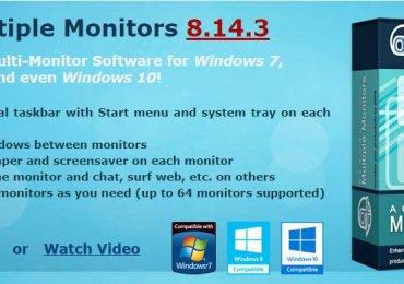 Windows 10: Mehrere Monitore in unterschiedlichen Konfigurationen verwalten
