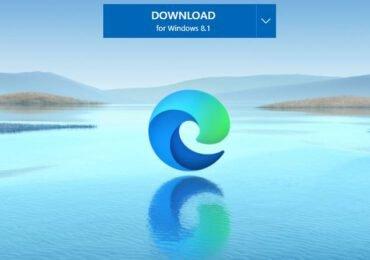 Microsoft Edge: eine Webseite als PDF speichern