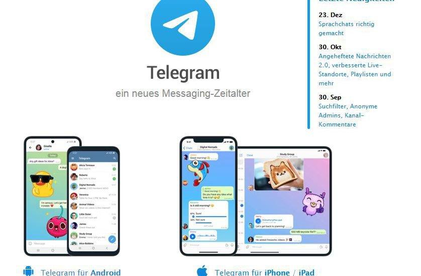 Whatsapp Alternative Datenschutz