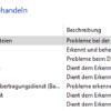 Windows 10: Fehler Net HelpMSG 2182 in Windows 10