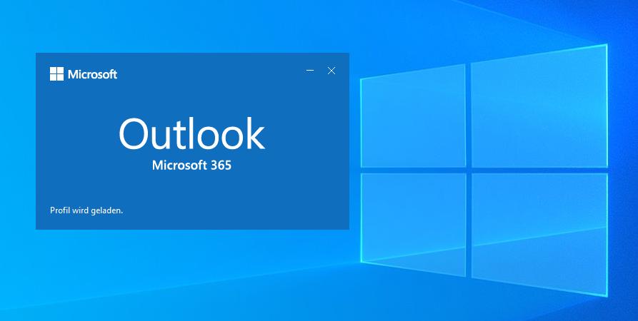 Windows 10: Outlook Profil löschen 2016 / 2019 / 365 so gehts
